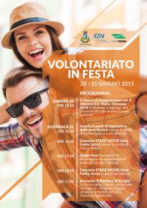 Volontariato in Festa 2015